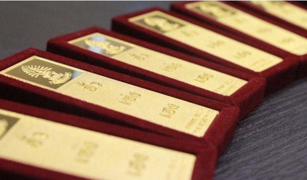 ฮั่วเซ่งเฮง ให้แนวรับสำคัญทองคำที่ 1,320และ1,300 ดอลลาร์ต่อออนซ์