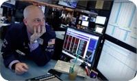 ภาวะตลาดหุ้นนิวยอร์ค ดาวโจนส์ปิดลบ หลังประชุมเฟดFED