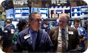 ภาวะตลาดหุ้นนิวยอร์ค ดาวโจนส์ปิดลบ